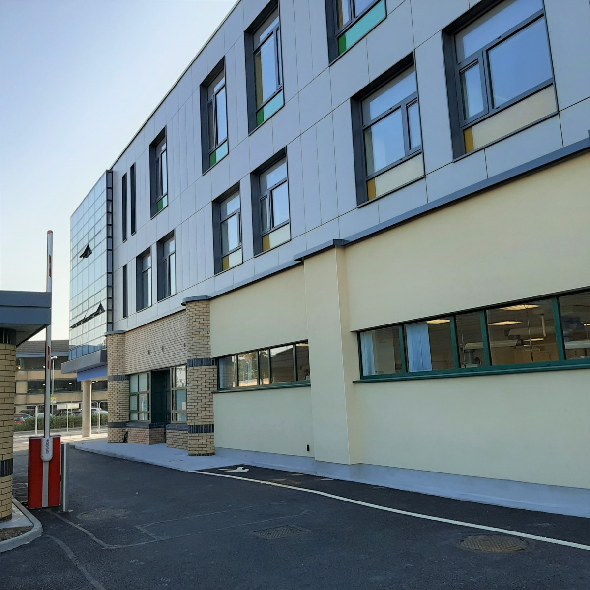 Practical Completion achieved on Tallaght Hospital Renal Dialysis Unit Project